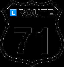 Rijschool Route 71